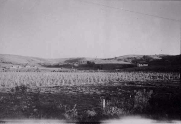 Relevo em Barbacena (MG) - 1958