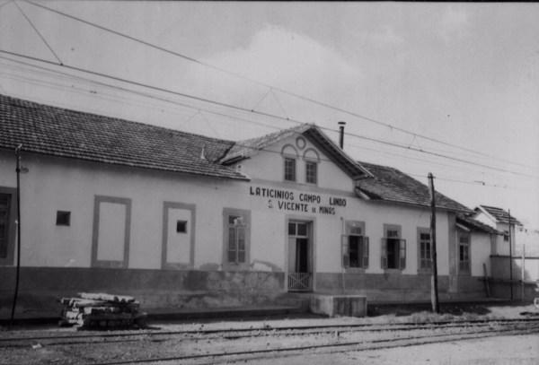 Laticínios Campo Lindo (MG) - 1958