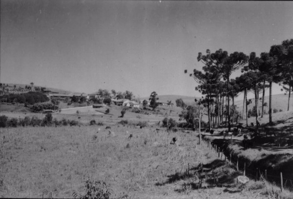 Sede da fazenda Campo Lindo em Aiuruoca (MG) - 1958