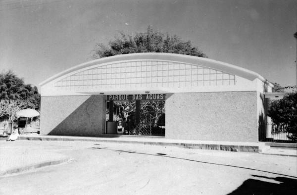 Parque das Águas : Município de Caxambu - 1958