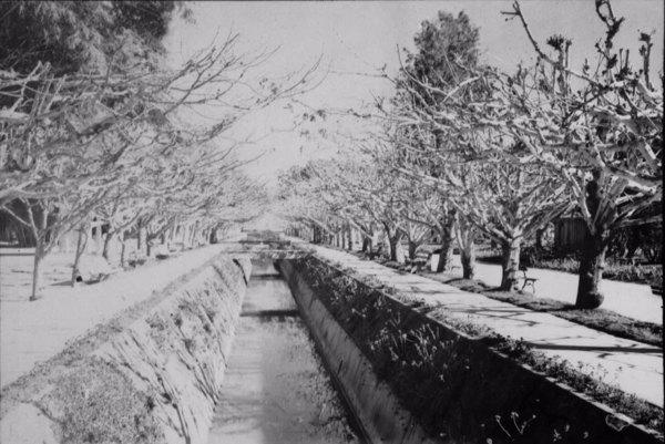 Canalização do Rio Bengo : Município de Caxambu - 1958