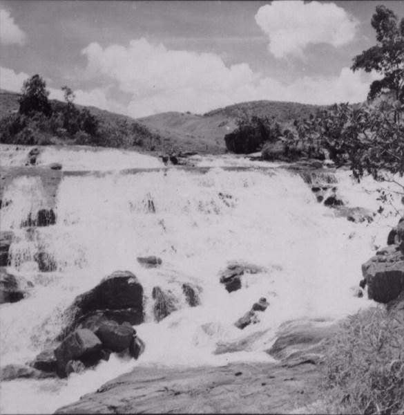 Cachoeira do Bicanha : São Francisco da Glória - 1958