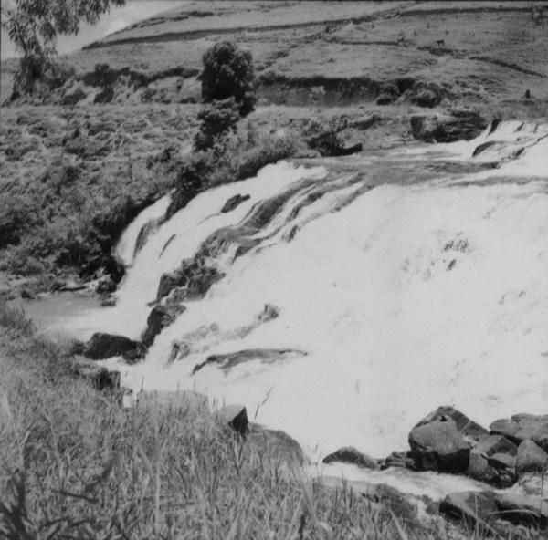 Cachoeira do Bicanha : Município de São Francisco da Glória - 1958