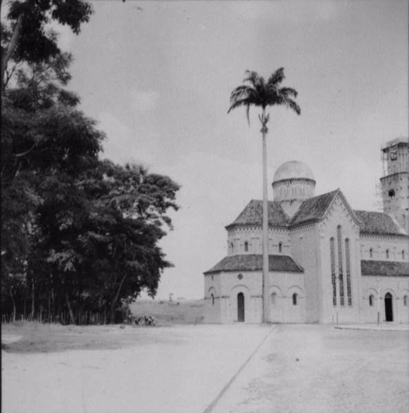 Catedral de Leopoldina (MG) - 1958