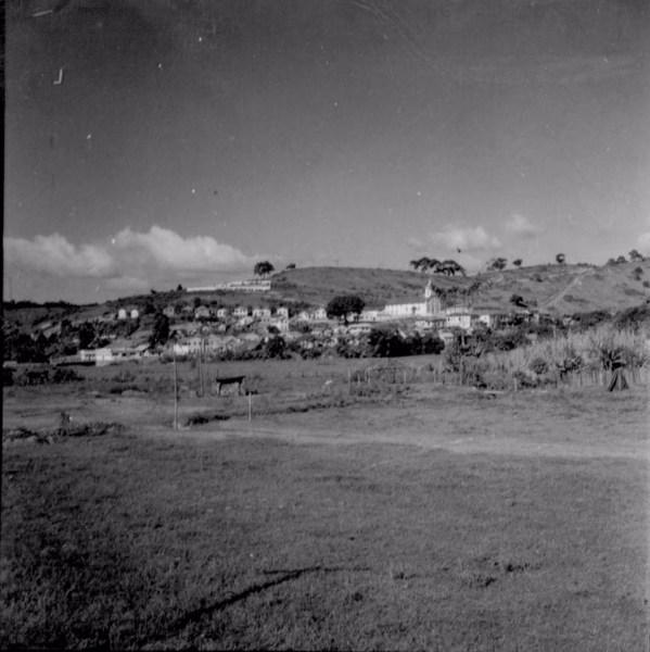 Cidade de Laranjal (MG) - 1958