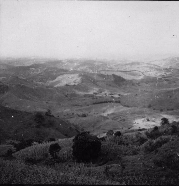 Panoramica no caminho para Viçosa (MG) - s.d