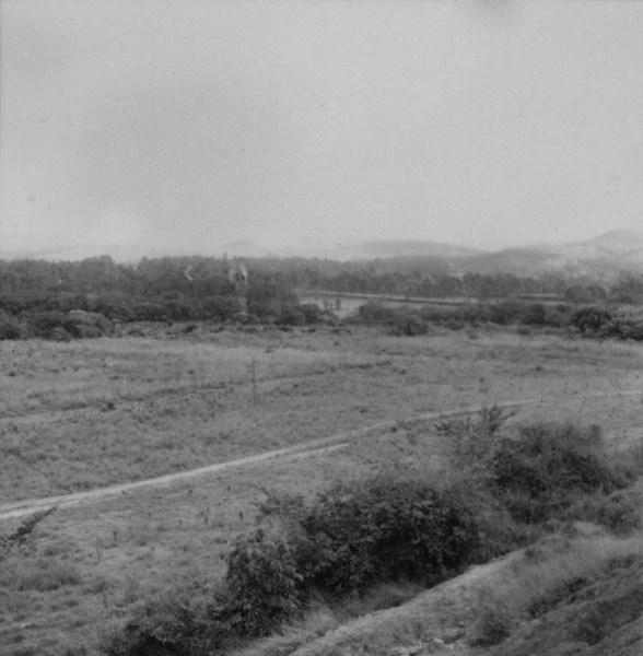 Grande várzea do rio Sapucaí em Pouso Alegre (MG) - s.d