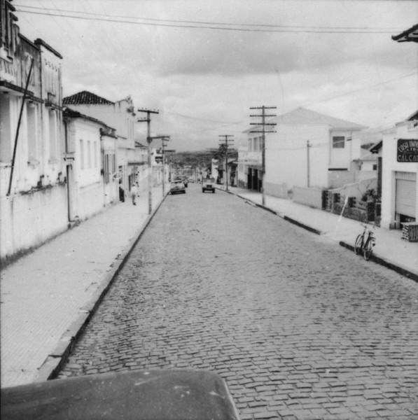 Cidade de São Sebastião do Paraíso (MG) - s.d.