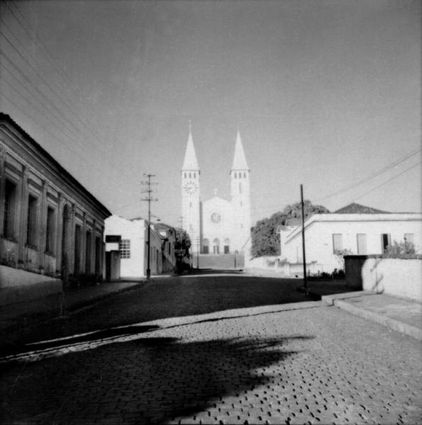 Matriz de Nossa Senhora das Dores em Guaxupé (MG) - s.d.