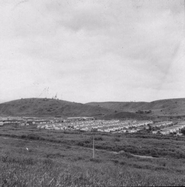 Vista da Usina Belgo Mineira de Monlevade - M. Col. Fabriciano (MG) - 1967