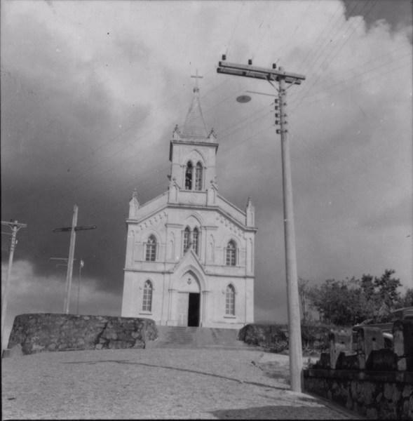 Igreja : município de Cachoeira dos Macacos - 1967