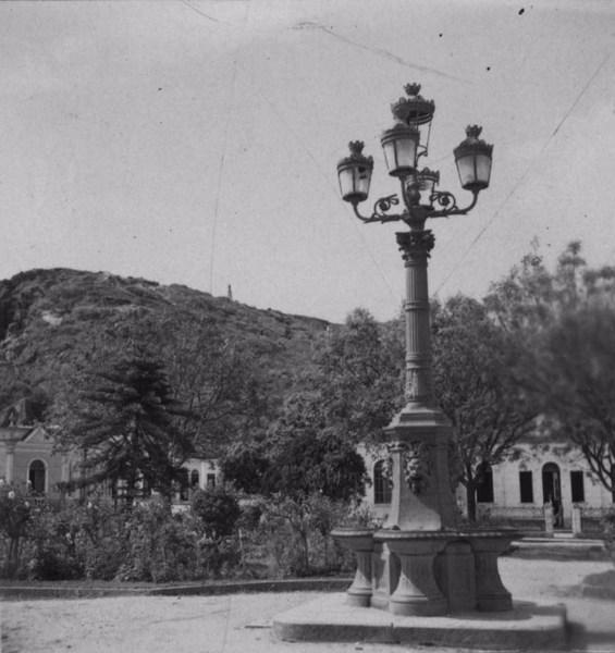 Praça : Município de São João Del Rei - s.d