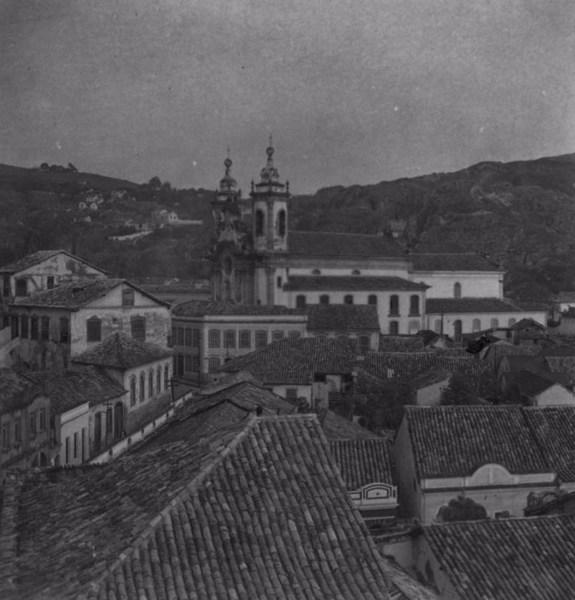 São João Del Rei - Vistas da Cidade - Minas Gerais (MG) - s.d