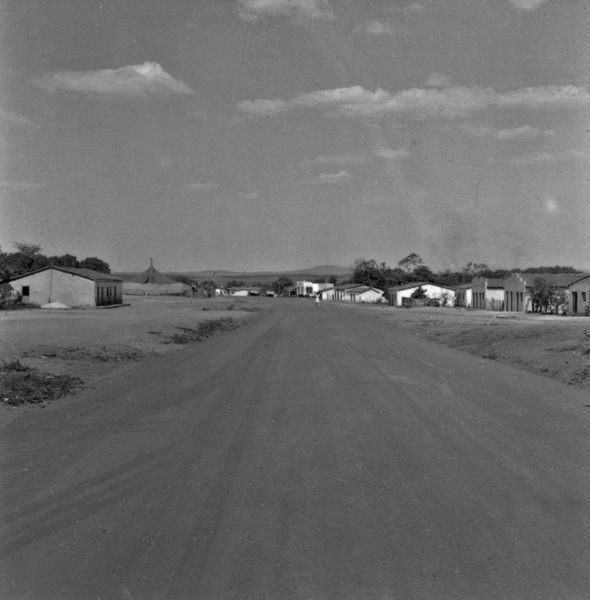 Cidade de nome Jangada (MT) - 1968
