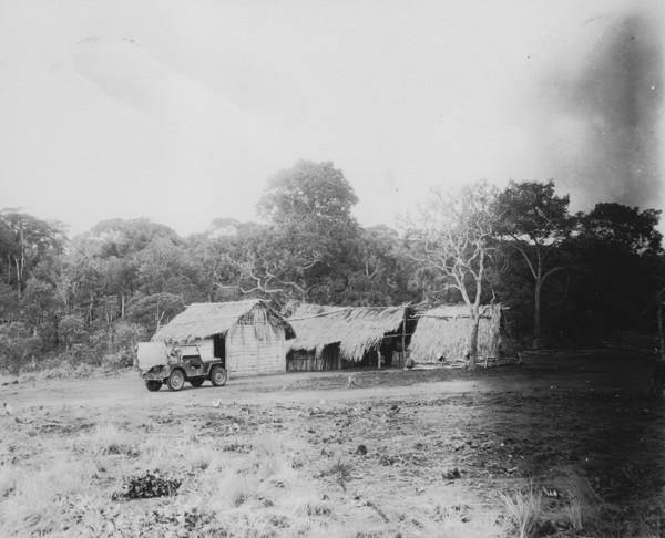 Barracão do Sapezal (MT) - 1955