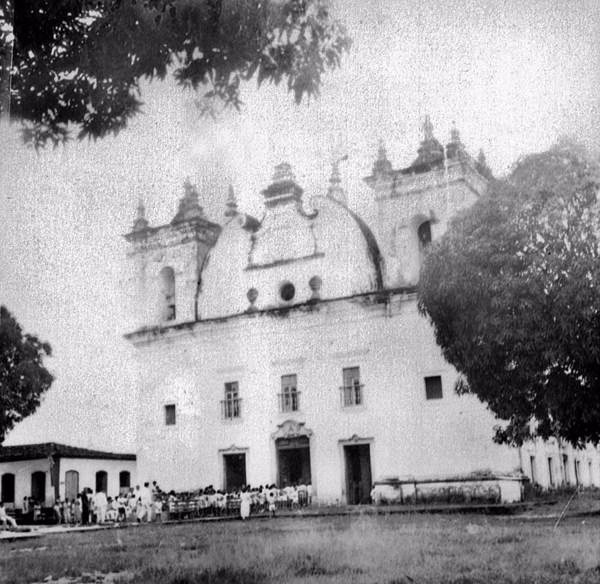 Igreja Matriz de Vigia (PA) - fev.1955