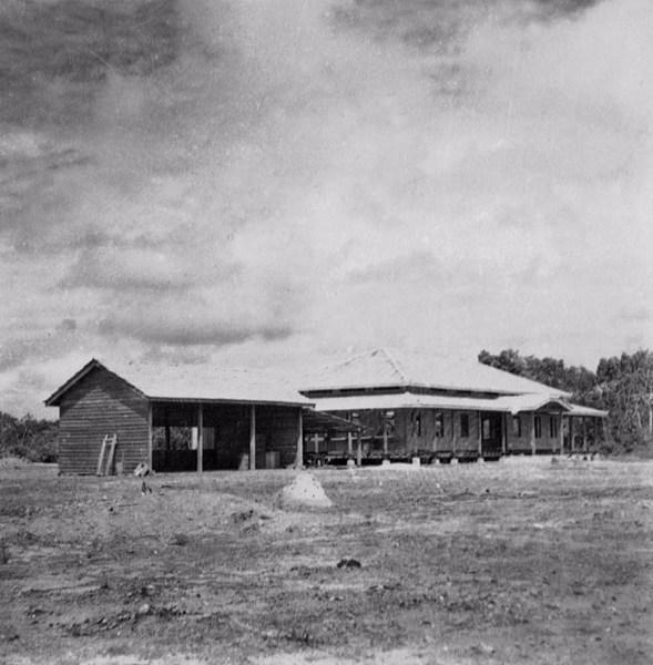 Colônia Agrícola mista Tomé - Açu (PA) - 1955