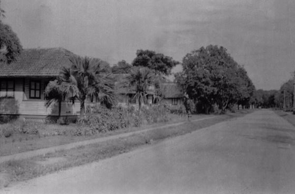 Escritórios e moradias em Belterra (PA) - déc.50