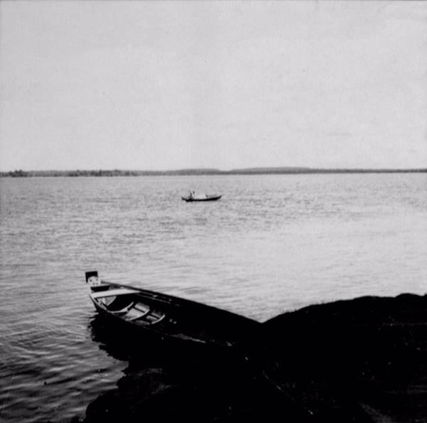 Rio Trombetas, próximo ao municipio de Oriximiná (PA) - 1956