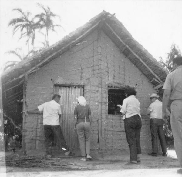 Casa na cidade de Maracanã (PA) - déc. 50