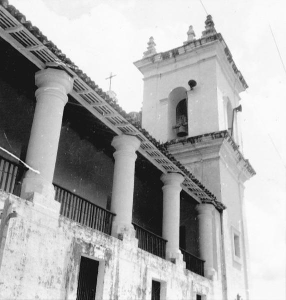 Igreja Matriz Madre de Deus em Vigia (PA) - déc. 50