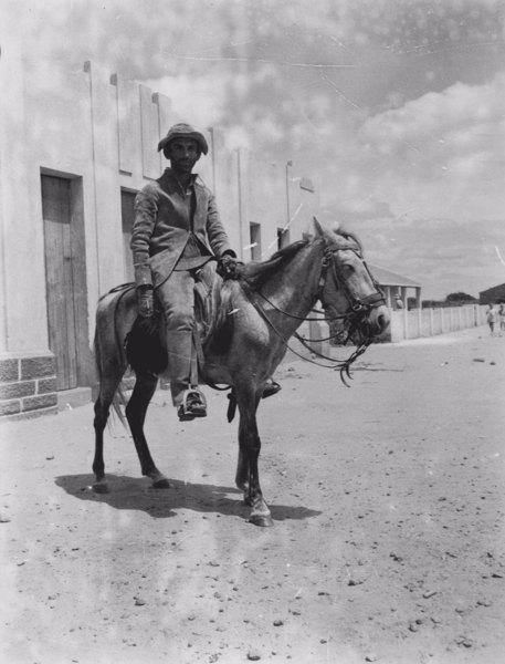 Vaqueiro em Monteiro (PB) - 1952