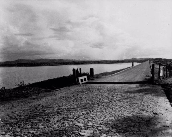Açude Condado : município de Pombal - 1952