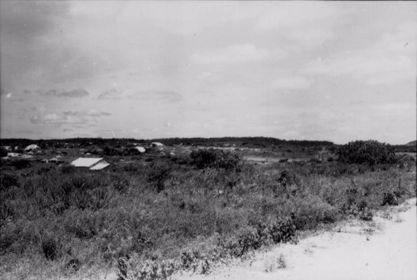 Pico do Jabre em Maturéia (PB) - 1956