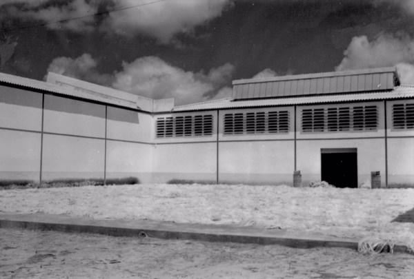 Usina Bayeu em Santa Rita (PB) - 1957