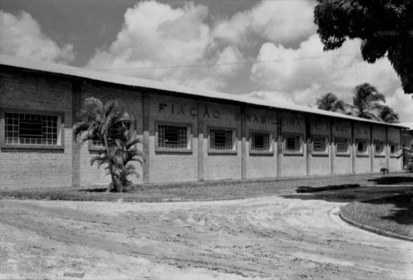 Fiação Brasileira de Sisal S.A. em Santa Rita (PB) - 1957
