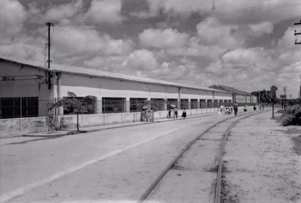 Fábrica de Tecidos Tibiri em Santa Rita (PB) - 1957