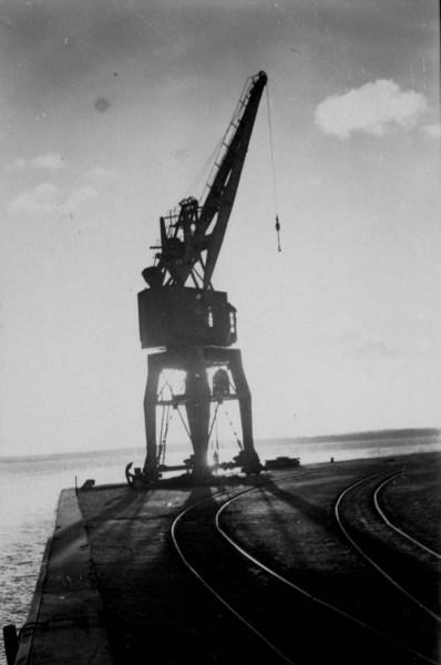 Porto de Cabedelo (PB) - 1957