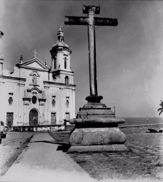 Igreja da Sé em Olinda (PE) - jan. 1952