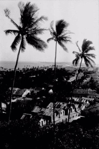 Cidade de Olinda (PE) - jan. 1952