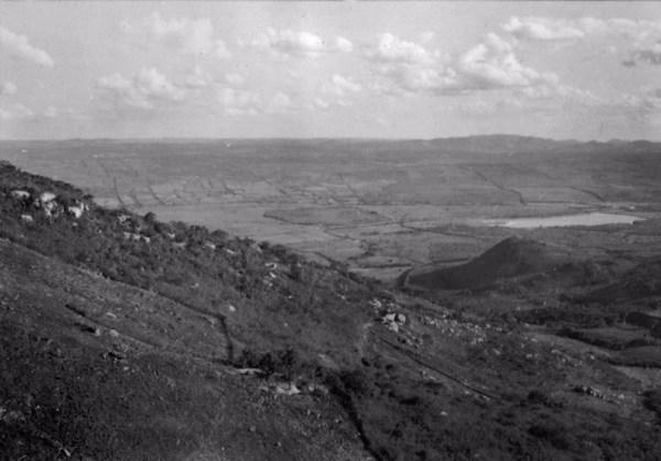 Serra de Ororobá em Pesqueira (PE) - 1956
