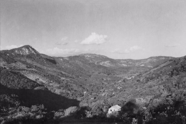 Vale do Riacho Santana em Pesqueira (PE) - 1956