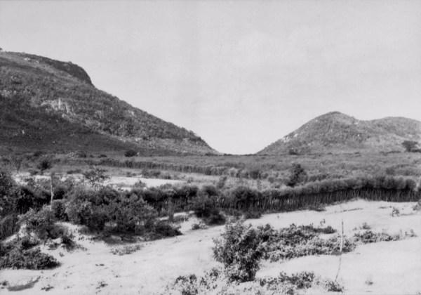 Boqueirão do Rio Ipanema em Pesqueira (PE) - 1956