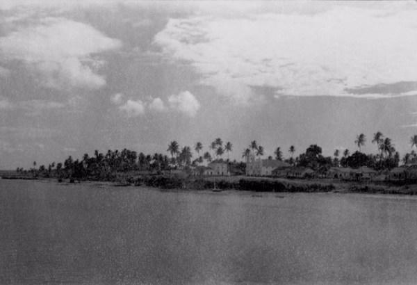 Cidade de Itapissuma (PE) - 1956