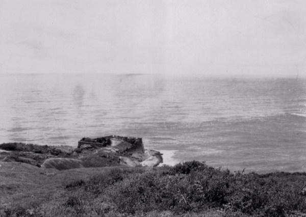 Forte do Castelo do Mar em Cabo de Santo Agostinho (PE) - 1955