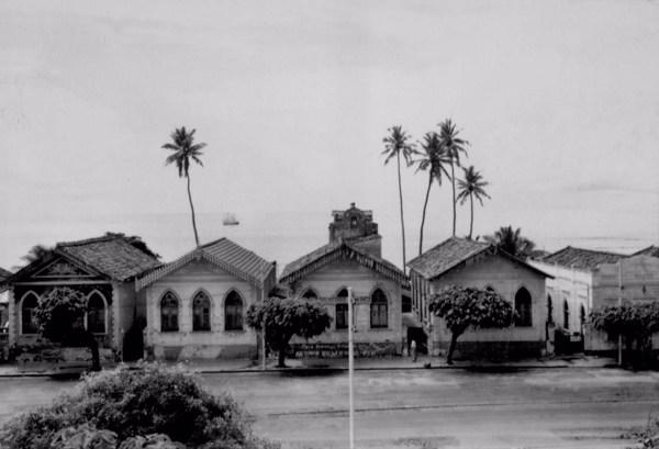 Casas em Olinda (PE) - 1955