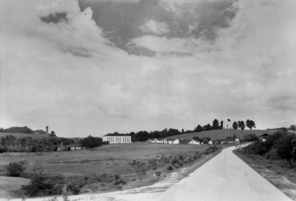 Engenho Conchita em Vitória de Santo Antão (PE) - 1955