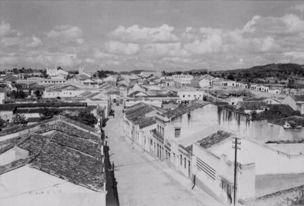 Cidade de Vitória de Santo Antão (PE) - 1955