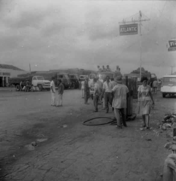 Entrocamento rodoviário em Salgueiro (PE) - fev. 1962