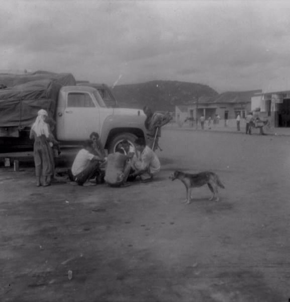 Bairro Encruzilhada na cidade de Salgueiro (PE) - 1962