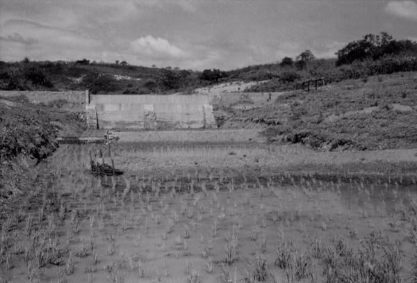 Açude da Fazenda Sítio : município de Lagoa do Sítio - 1957
