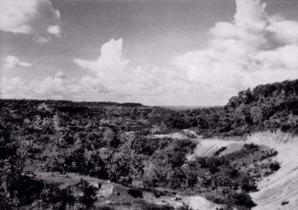 Cuestas do Centro em Picos (PI) - 1957