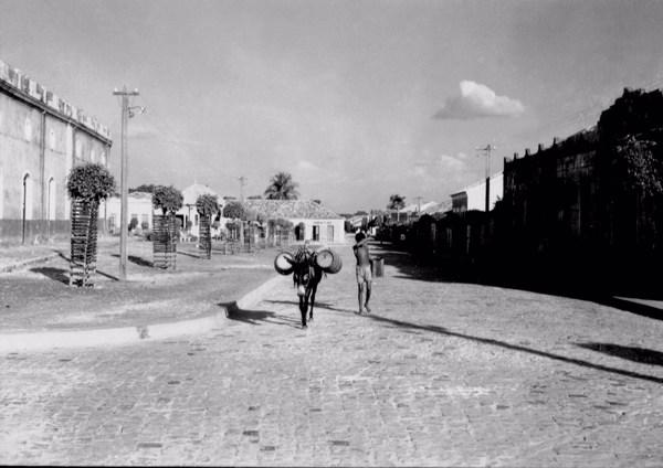 Praça Senador Joaquim Pires em Barras (PI) - 1957