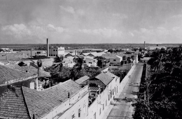 Cidade de Parnaíba (PI) - 1957