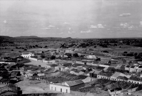 Cidade de Picos (PI) - 1957