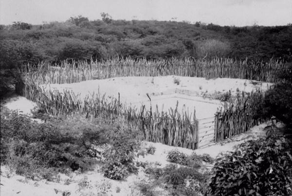 Cacimba em Picos (PI) - 1957